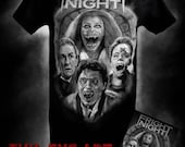 Fright Night - T-shirt...