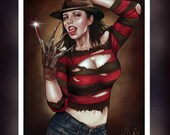 Come To Freddy Pin-UP - F...