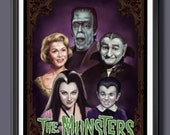 The Munsters Family Fan A...