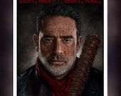 Negan Walking Dead - A5 S...