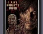 Daryl Walking Dead Fan Ar...