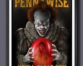 Pennywise Clown 2017  Fan...