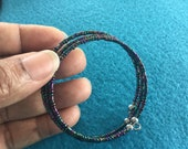 Tiny rainbow bracelet, ti...