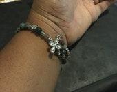 Fancy jasper bracelet...