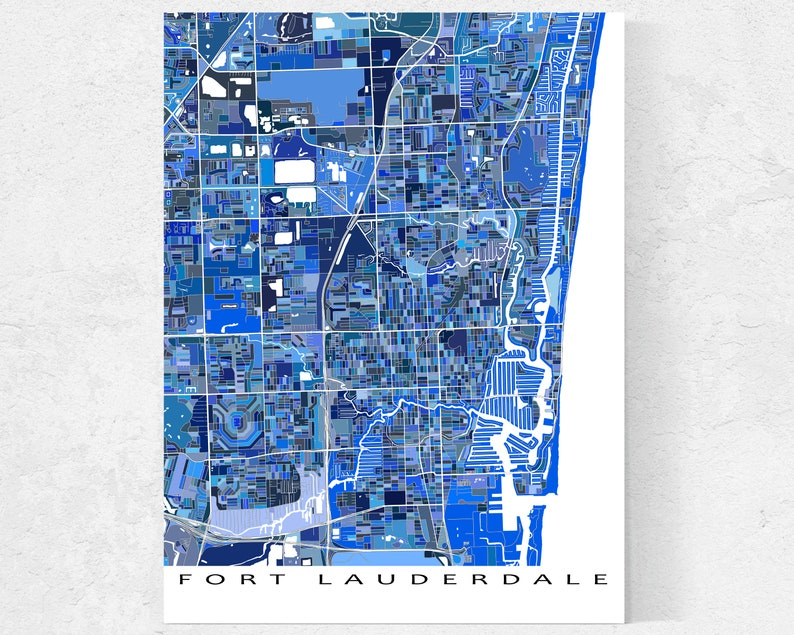 Ft lauderdale gay map