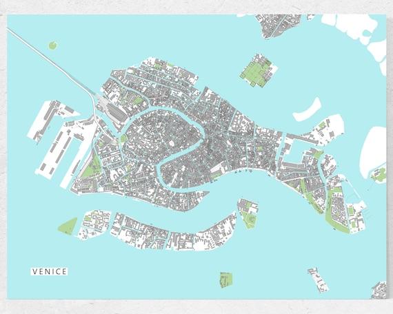 Venice Neighborhoods Maps Travel Guide Wandering Italy