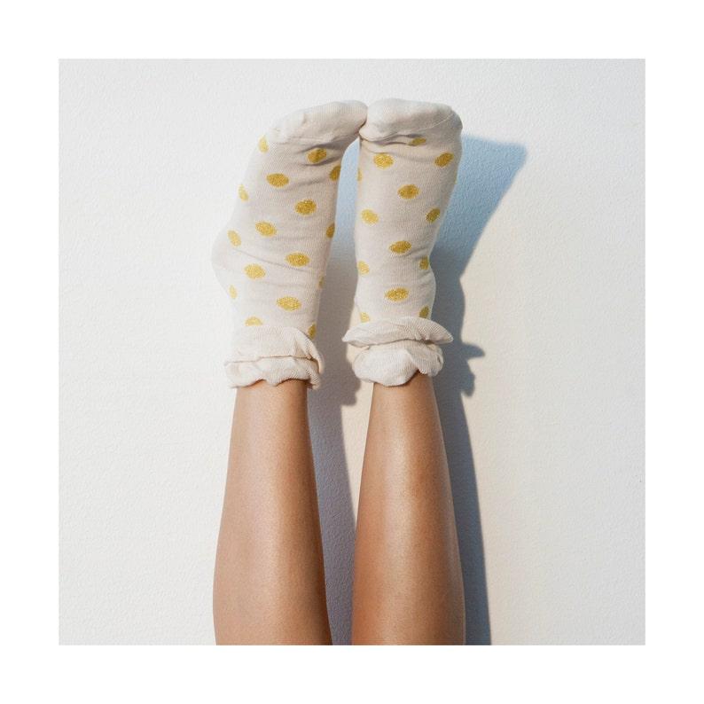 Gift For Her Socks Easter Basket Ideas Under 5 Dollars Polka