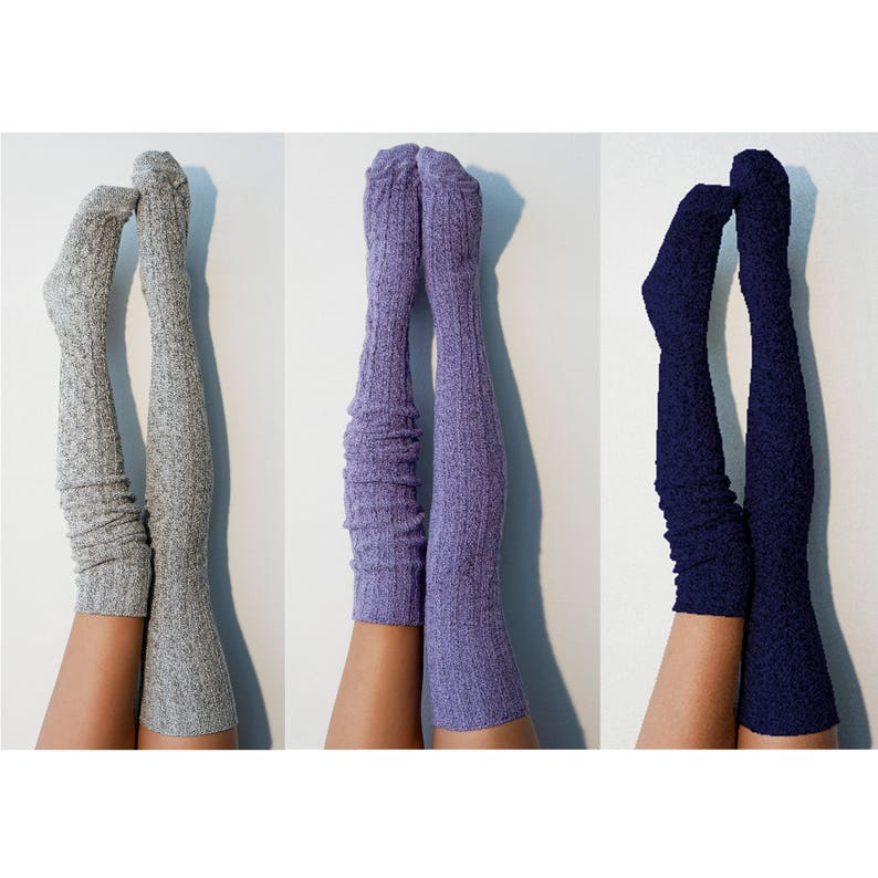 Thigh High Socks, Taro Reader Psychic Astrology Physics Physical  Metaphysical Law of Attraction Attract Positive Thinking Good Vibes Cozy