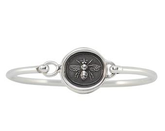 Honey Bee Wax Seal Bracelet