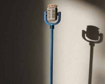 Black Music Headphone Microphone 1//6 Barbie gamer Dollhouse Miniature 2 pieces