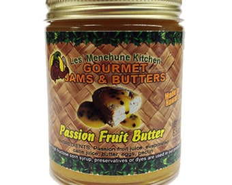 Passion Fruit Butter