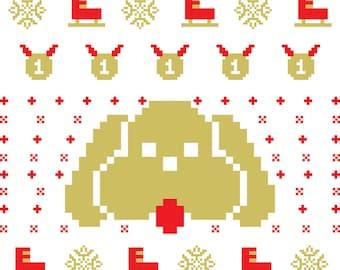 MAKKACHIN Christmas Sweater