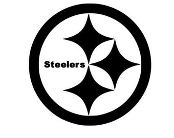 Pittsburgh Steelers vinyl car decal yeti decal tumbler decal laptop decal window decal - free shipping