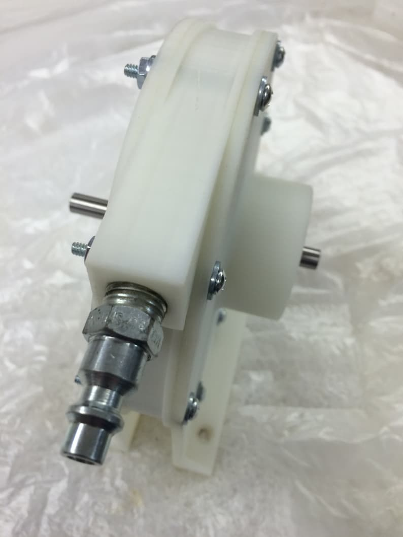 3D printer project that works! - - Tesla Turbine Model Plans for 3D Printing