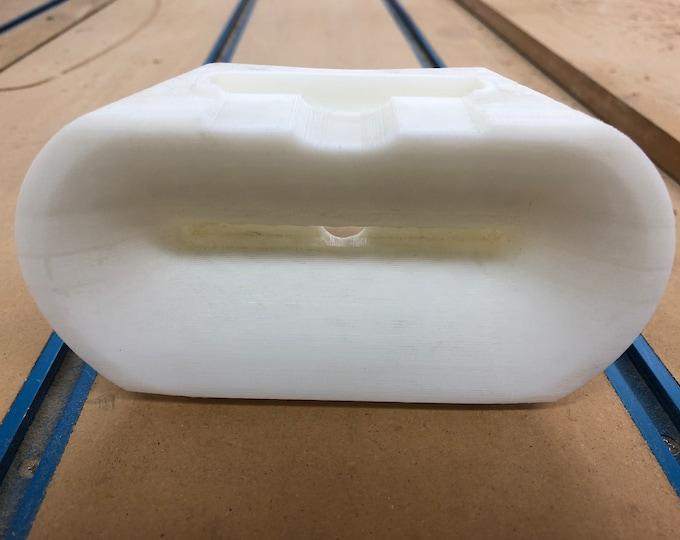 Passive IPhone Speaker - CNC Router / 3D printed project plans