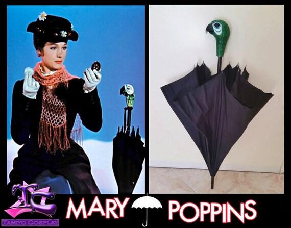 ähnliche Artikel Wie Mary Poppins Walt Disney Papagei Kopf