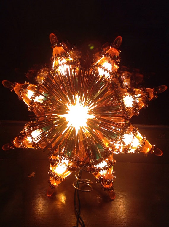 image 0 - Lighted Christmas Tree Toppers