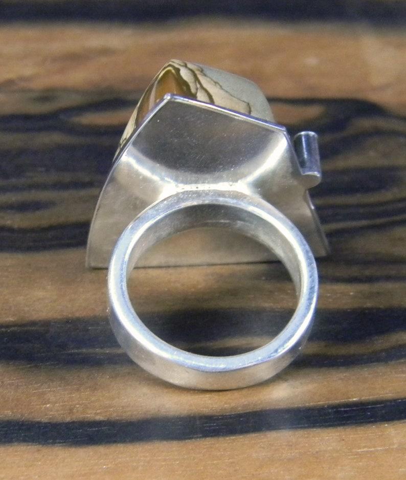 Biggs Jasper Ring