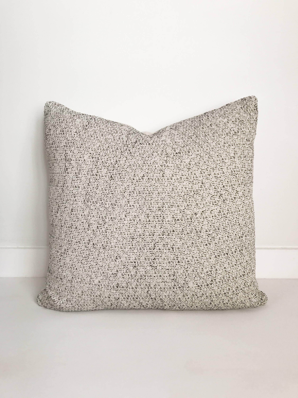 Boho Pillow Black And White Pillow Cotton Pillow Designer