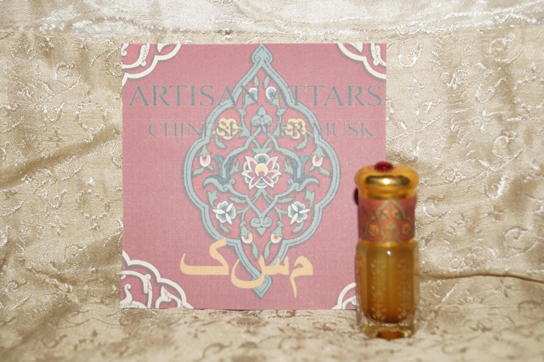 Chinese Deer Musk Oil 3ml Pheromones Aphrodisiac Perfume Etsy Kasturi Zoom