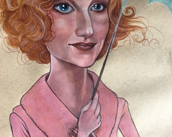 "ORIGINAL ""Queenie"" from Fantastic Beasts"