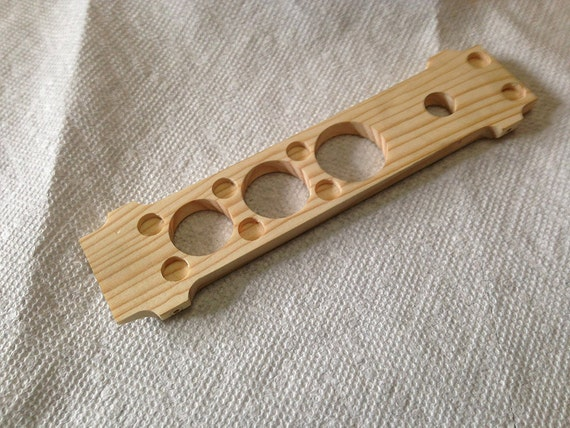 Ultralite Pinewood Derby Car Body Only