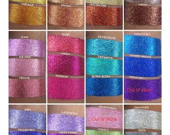 Pressed Glitter Eyeshadows