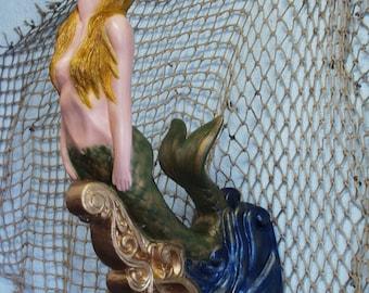 Small Mermaid Figurehead