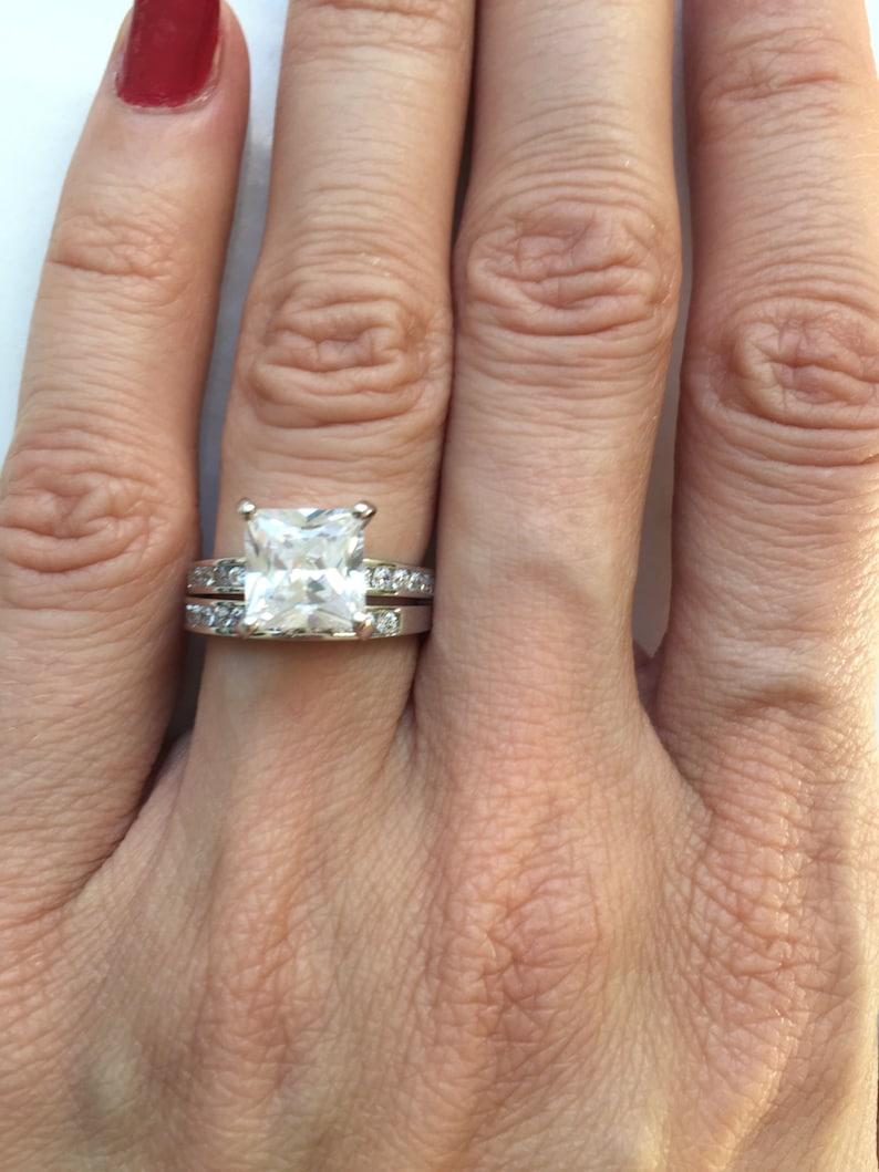 Image 0: 2 Pc Wedding Ring Sets At Reisefeber.org