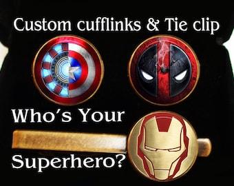 who is your superhero boyfriend