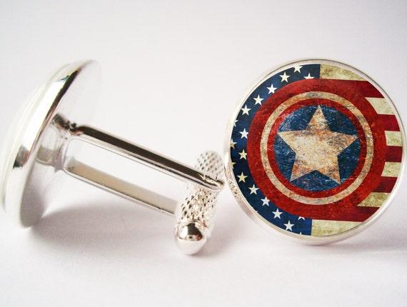 superhero cuff links Superhero cufflinks skull cufflinks superhero cufflink superhero tie clip gift for groomsmen super hero cufflinks