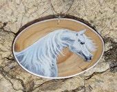 Arabian Horse Hand Painte...