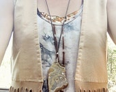 Peruvian Agate Necklace