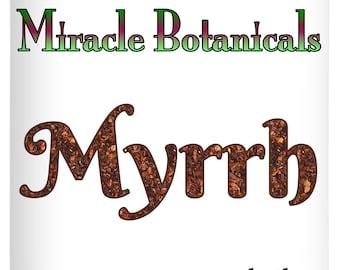 Miracle Botanicals Myrrh Essential Oil - 100% Pure Commiphora Myrrha.....Free U.S. Shipping