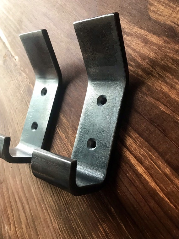 Metal Wall Hooks, Double Metal Wall Hooks, Modern Farmhouse