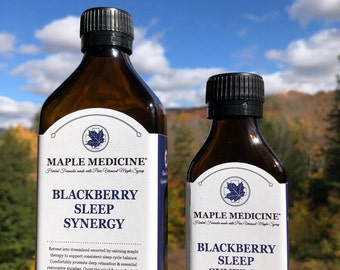 Blackberry Sleep Synergy