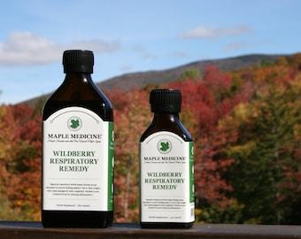 Wildberry Respiratory Remedy