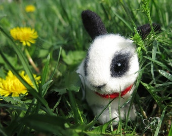 Cute little bunnies  -FREE SHIPPING-
