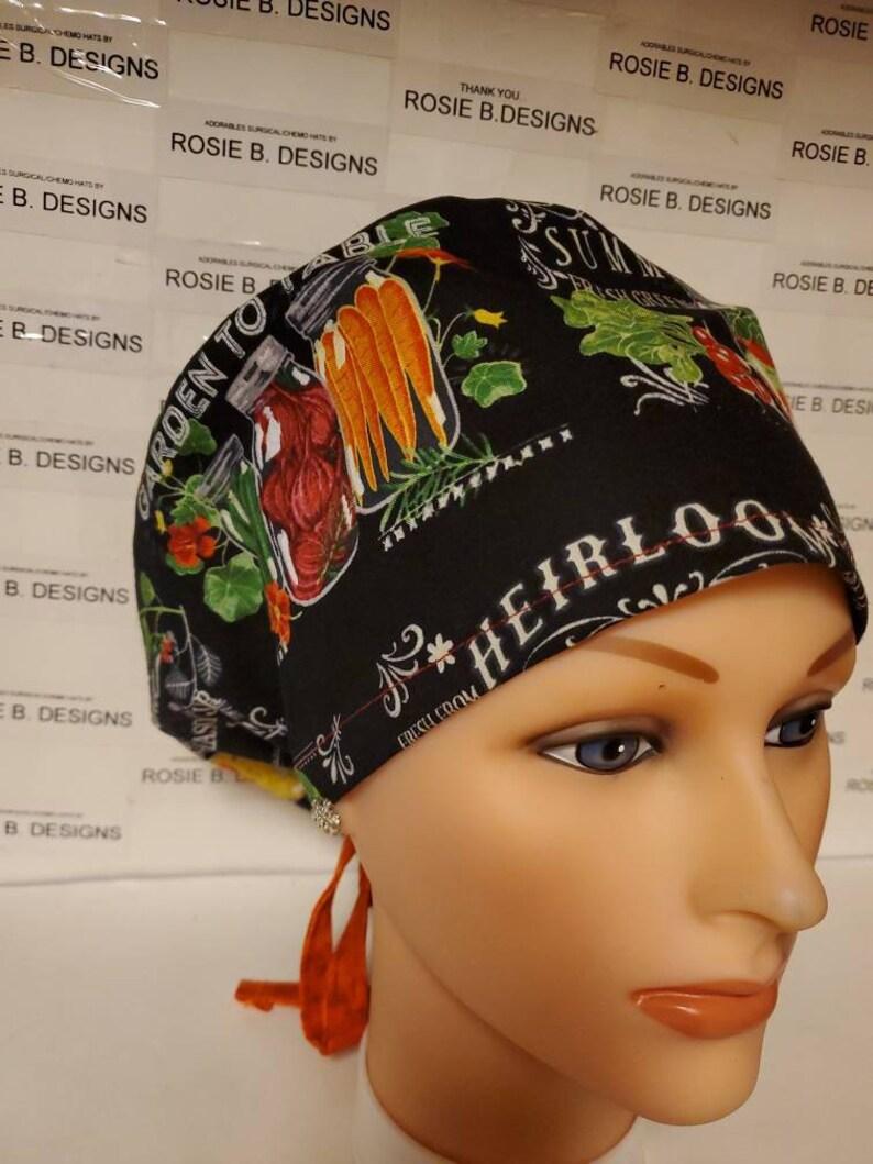 Cooks,chef,kitchen pixie EURO   hat stylemedical  staff