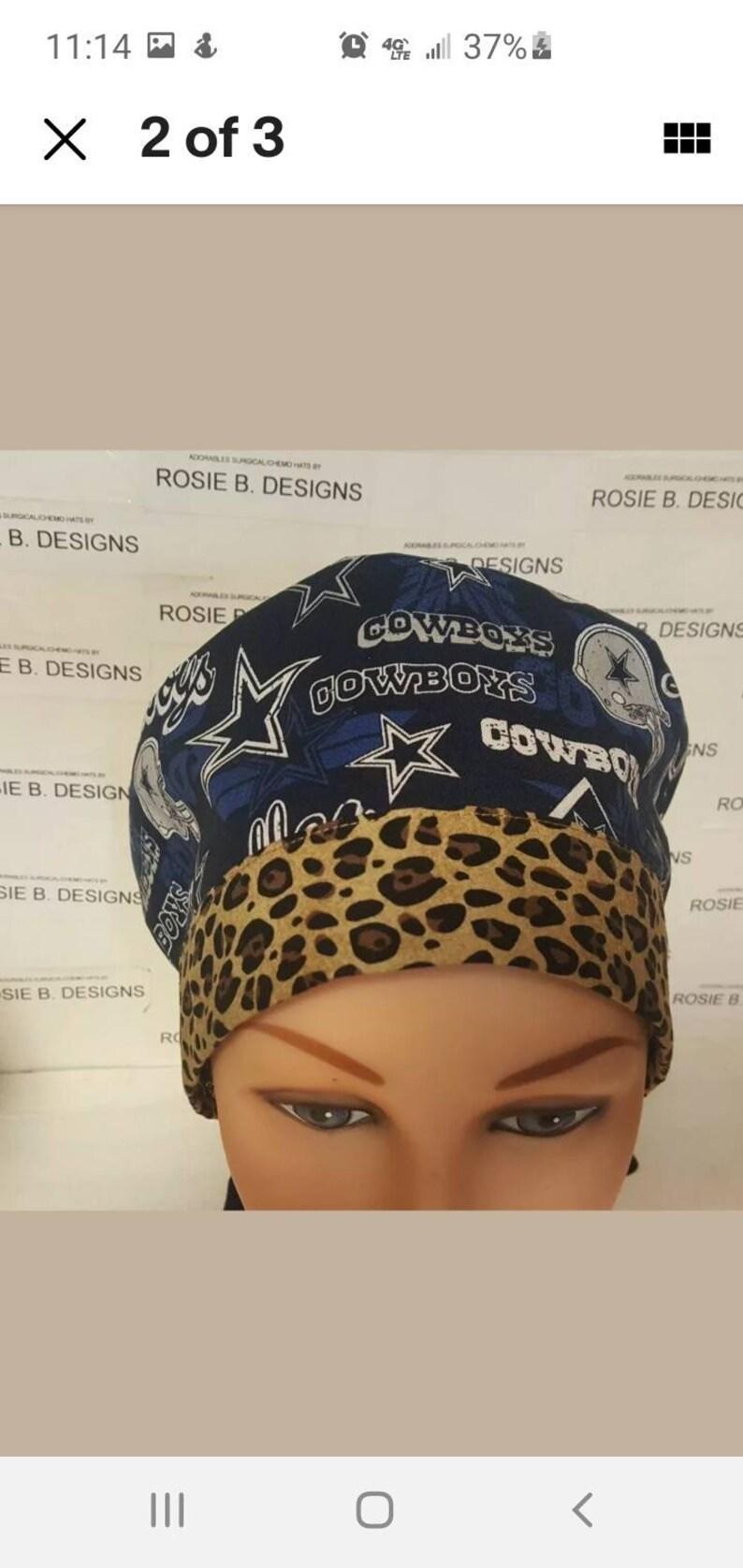 Cowboys  Team Euro hatmedical  scrubchemo Inspired
