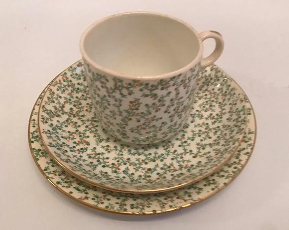 Rare early 19th Century 3 piece Teaset