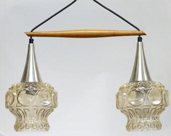 Mid Century Retro Scandinavian Style Ceiling Light