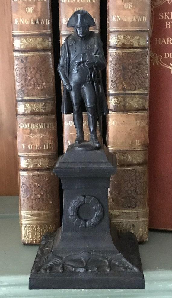 Fabulous Antique Cast Bronze Statue of Napoleon Bonaparte