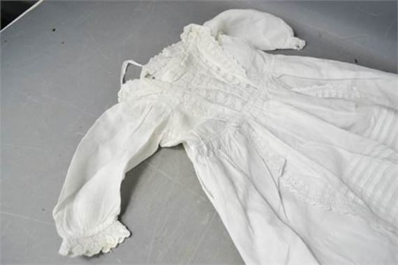 Beautiful 19th Century Victorian Christening Gown