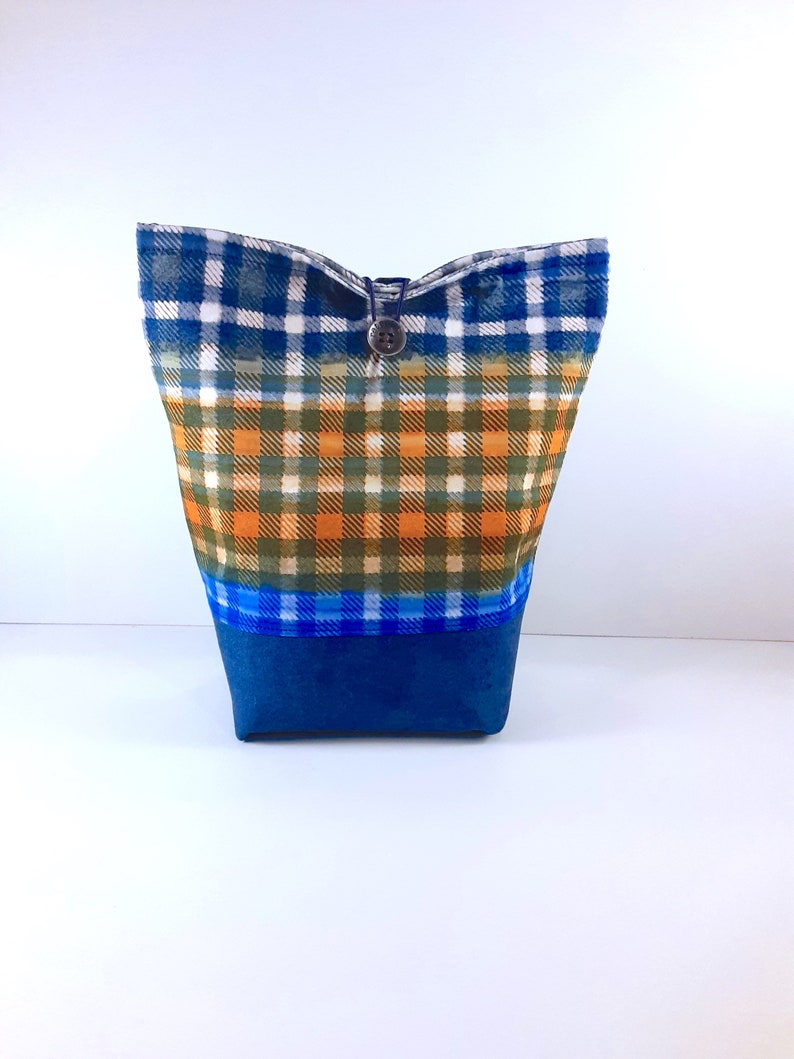 Snack Bag Lunch Tote