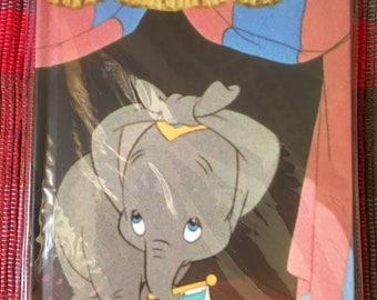 Dumbo Disney b6 notebook from Japan