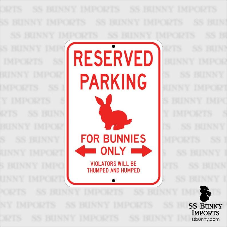 parkplatz bunnys