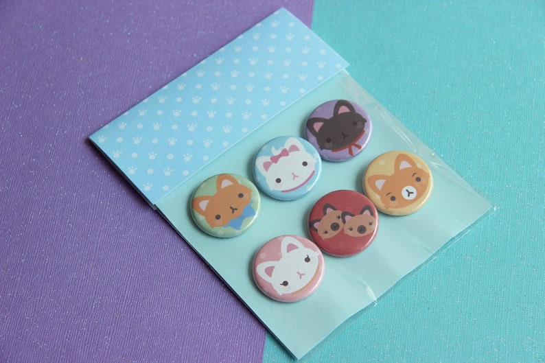 Aristocats Button Pack  1.25 Pinback Button  Marie  image 0