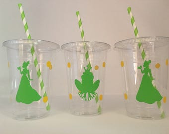 Princess And The Frog Party Cups