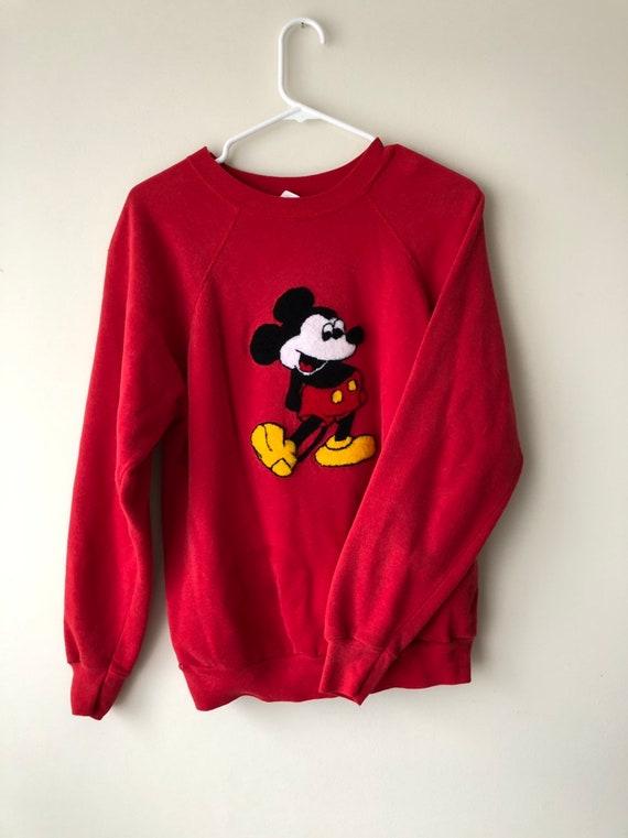 80s Mickey Mouse Vintage Sweatshirt